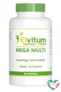 Elvitaal Mega multi