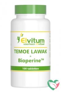 Elvitaal Temoe lawak geelwortel