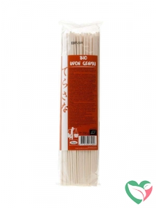 Genmai Udon bruine rijst spaghetti bio