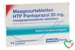 Healthypharm Pantoprazol 20 mg