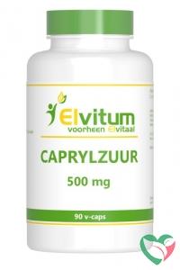 Elvitaal Caprylzuur 500 mg