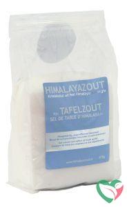 Esspo Himalayazout tafelzout wit fijn navulverpakking