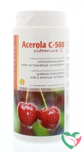 Fytostar Acerola vitamine C500 kauwtablet