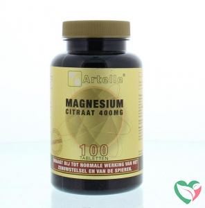 Artelle Magnesium citraat elementair