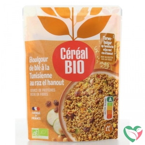 Cereal Bio Soy bulgur tunesische wijze bio
