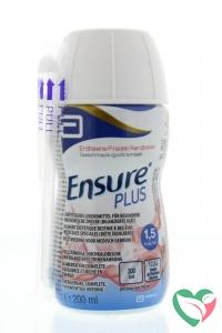 Ensure Plus aardbei
