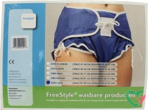 Freestyle Maxi badslip large