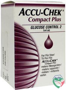 Accu Chek Compact plus control 2