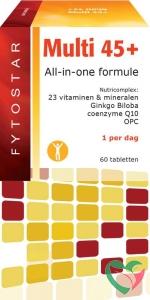 Fytostar Multi 45+ multivitamine