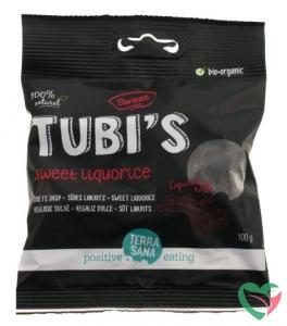 Terrasana Zoete drop tubi's bio
