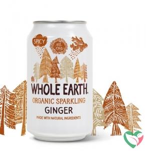 Whole Earth Ginger bio
