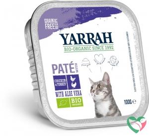 Yarrah Kat wellness pate kip kalkoen aloe vera