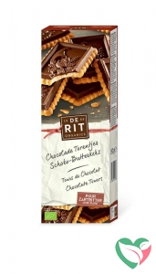De Rit Chocolade torentje bio