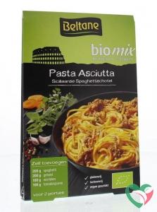 Beltane Asciutta Siciliaanse spaghetti schotel mix bio