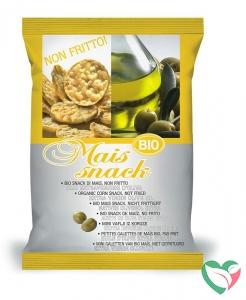 Bio Alimenti Mais snack olijf bio