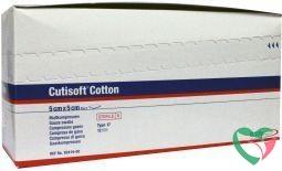 Cutisoft Cotton 5 x 5 cm