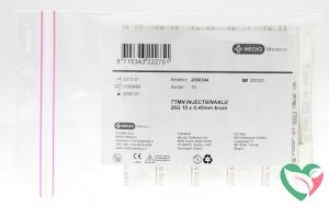 Insuflon Injectienaald insuflon 0.45 x 10