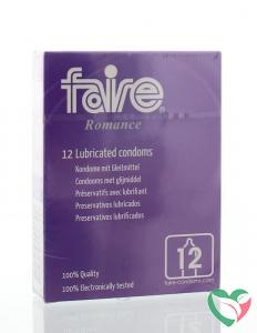 Faire Romance Condooms