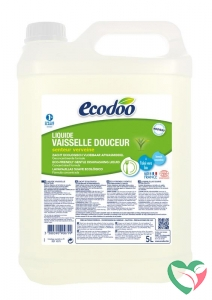 Ecodoo Afwasmiddel vloeibaar zacht navul jerrycan