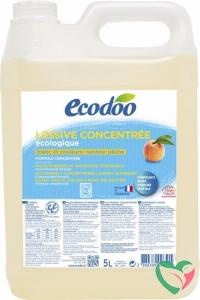 Ecodoo Wasmiddel geconcentreerd perzik - in Wasmiddelen