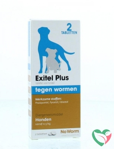 Exil No worm hond small