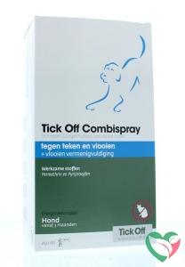 Exil Tick off combispray hond