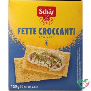 Dr Schar Fette croccanti