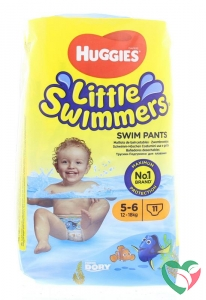 Huggies Little swimmers 5-6 12-18 kg - in Luiers