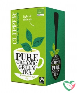Clipper Green tea bio