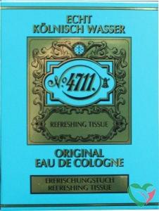 4711 Colognettes refresh tissues