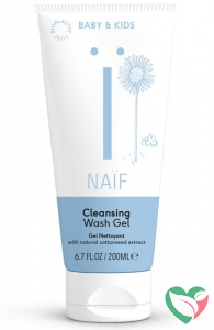 Naif Baby cleansing wash gel