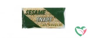 All Natural Sesamsnaps