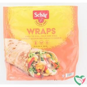 Dr Schar Wraps