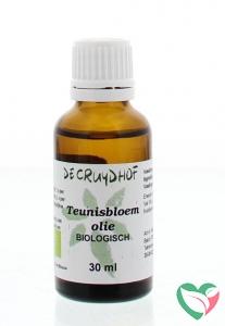 Cruydhof Teunisbloemolie vloeibaar bio