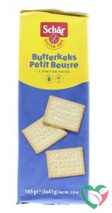 Dr Schar Butterkeks biscuit