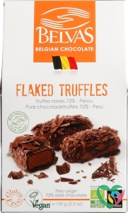 Belvas Flaked truffels bio