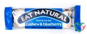Eat Natural Cashew blueberry yoghurt