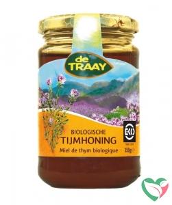 Traay Tijm bloemen honing eko
