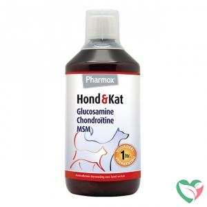 Pharmox Hond & kat glucosamine