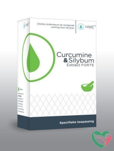 HME Curcuma & silybum extra forte