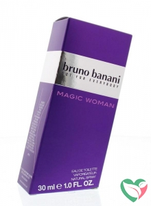 Bruno Banani Magic woman eau de toilette