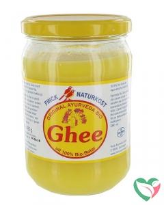 Ghee Finck naturkost geklaarde boter bio