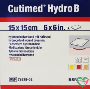 Cutimed Hydro B 15 x 15 cm