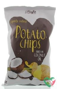 Trafo Chips kokosolie gebakken