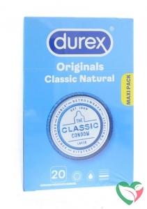 Durex Classic natural - in Condooms