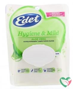 Edet Vochtig toiletpapier gentle aloe