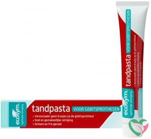 Ecosym Tandpasta voor gebitsprotese