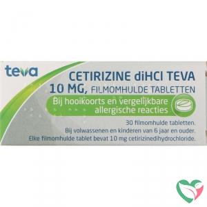 Teva Cetirizine DI HCI 10 mg