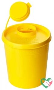 Brocacef Naalden container medium geel
