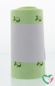 Biobag Afvalzak 20 liter composteerbaar
